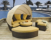 Serenity Lounger Set/5 (MF)