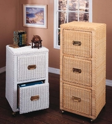 2-Drawer Vertical File Cabinet (UPS $85)