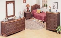 Moroccan Queen Bedroom Collection (MF)