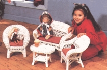 Lattice Doll Playtime Set (UPS $35)