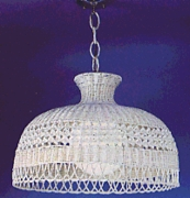 Tiffany Ceiling Lamp (UPS $45)