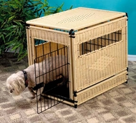 Wicker Pet House (UPS $35)