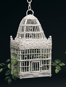 Dome Bird Cage (UPS $20) (40% Off!)