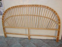 Fan King Headboard (UPS $125)