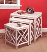 Chippendale Stacking Tables (UPS $75)