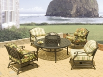 Lancaster Fire Pit Set of Five (MF)