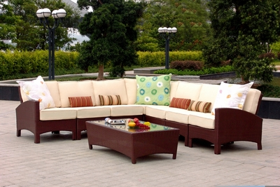 Armless Sectional (MF)
