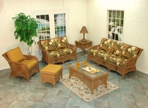 Natural Belvedere Living Set/4 (MF)