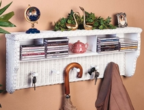 Coat Rack w/ Shelf (UPS $20)