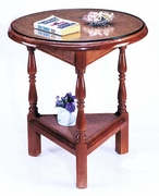 Triangular Accent Table (UPS $45)