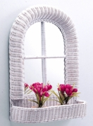 Mirrored Window Planter  (UPS $25)