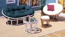Papasan Coffee Table (UPS $35)