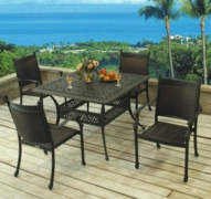 Allegra Dining Set/5 (MF)
