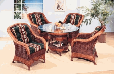 Moroccan Dining Chair Cushions Set of 4 with Fran's Indoor/Outdoor Fabrics
