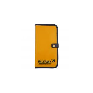 F1 Retro Document Holder Yellow