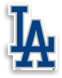 Los Angeles Dodgers Car Magnet