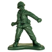 Army Man Magnet