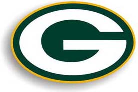 Green Bay Packers Car Magnet