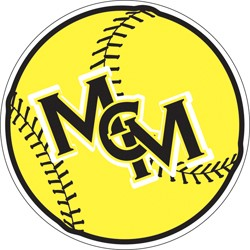Custom Softball Car Magnets