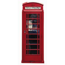 PHP British Phone Booth Magnet