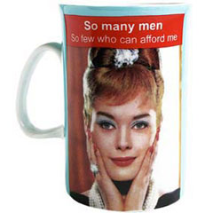 So Many Men Mug