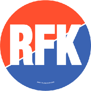 RFK For President Car Magnet