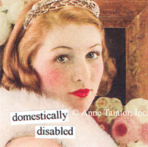 Domestically Disabled Magnet