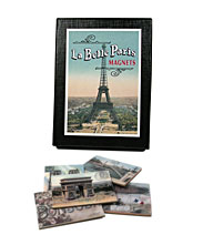 La Belle Paris Magnet Box Set