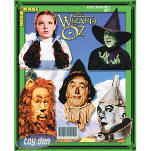 Wizard Of OZ 5PK Magnet