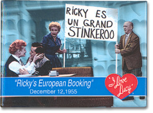 Ricky's European Booking