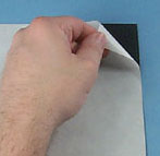 8.5 x 11 Adhesive Backed Magnet 2-Pack
