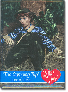 Lucy's Camping Trip