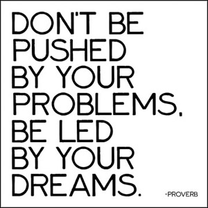 Led By Your Dreams - Quotable Magnet