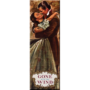 Gone With The Wind Embrace Magnet
