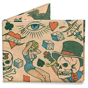 Tattoo Mighty Wallet