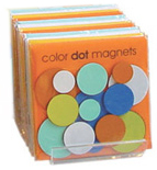 Color Dot Magnets 15-Pack