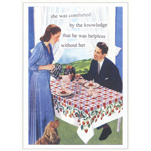 Without Her Wedding & Anniversary Cards