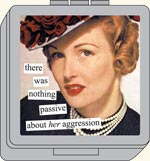 Anne Taintor Pill Boxes