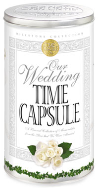 Wedding Time Capsule - Milestone Collection