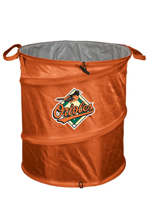 Orioles Team Trash Container