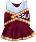 Florida State University Child Cheerleader Uniform