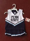 Penn State University Child Cheerleader Uniform