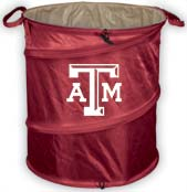 Texas A&M Trash Container