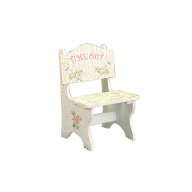 Teamson Time Out Chair - Crackle Finish