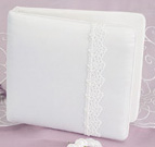 Celtic Love Knot Lace Collection Guest Book