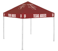 Texas A&M Colored Tailgate Tent