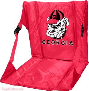 Georgia Stadium Seat Cushion