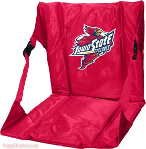 Iowa State Stadium Seat Cushion