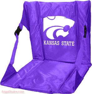 Kansas State Stadium Seat Cushion