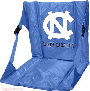 North Carolina Stadium Seat Cushion